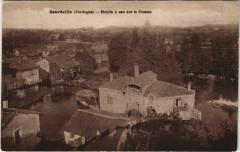 Bourdeilles - Moulin a Eau sur la Dordogne - Bourdeilles