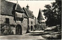 Montignac-sur-Vezere - Le Chateau de la Filolie - Montignac