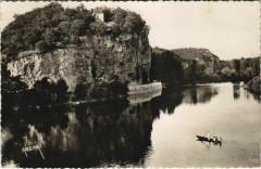 Les Falaises pres de Vitrac - Vallee de la Dordogne - Vitrac