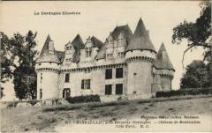 Monbazillac - pres Bergerac - Chateau de Monbazillac - Cote Nord - Monbazillac