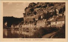 La Roque Gageac - En Sarladais - Vue - View - La Roque-Gageac