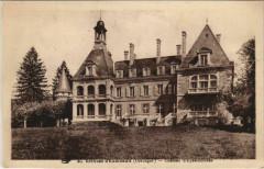 Chateau d'Eyssendieras - Environs d'Excideuil - Excideuil