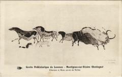 Grotte Prehistorique de Laccaux - Montignac-sur-Vezere - Painting - Montignac