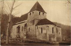 Carsac-de-Carlux en Sarladais - Eglise - Carlux
