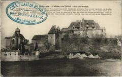 Chateau de Biron - Cote Sud-Ouest - Biron