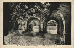 Saint-Avit-Senieur - Sable Capitulaire - Saint-Avit-Sénieur