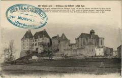 Chateau de Biron - Cote Est - Biron