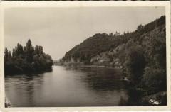 Saint-Cyprien - La Verte Douceur des Soirs sur la Dordogne - Saint-Cyprien