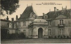 Creysse - Entree du Chateau de Tiregand - Creysse