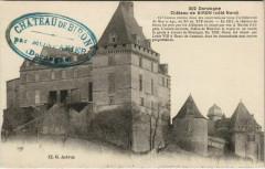 Chateau de Biron - Cote Nord - Biron