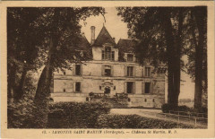 Lamonzie-Saint-Martin - Chateau Saint Martin - Lamonzie-Saint-Martin