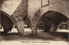 Monpazier - Cornieres - Angle Nord-Ouest - Monpazier