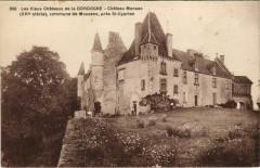 Chateau Monsec - Commune de Mouzens - pres Saint-Cyprien - Saint-Cyprien