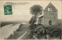 Lalinde - Vieille Eglise de Saint-Front - Vallee de la Dordogne - Lalinde