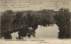 La Roche-Chalais - Les Bords de la Dronne - Cote du Moulin - La Roche-Chalais
