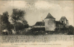 Tremolat - La Placelle - Vue General du Chateau - Trémolat