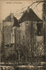 Creysse - Le Vieux Chateau - Creysse