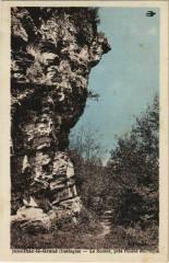 Jumilhac-le-Grand - Le Rocher - pres l'Usine Electrique - Jumilhac-le-Grand