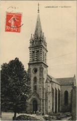 Lanouaille - Le Clocher - Lanouaille
