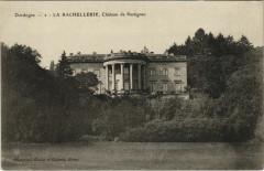 La Bachellerie- Chateau de Rastignac France - La Bachellerie