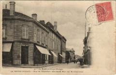 La Roche-Chalais - Rue de Montpont - La Roche-Chalais