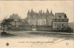 Chateau de Jumilhac-le-Grand - Jumilhac-le-Grand