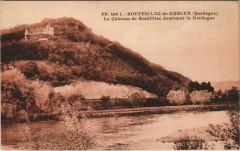 Rouffillac-de-Carlux Le Chateau de Rouffillac dominant la Dordogne - Carlux