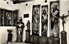 Musée de la Forte de Reignac a Tursac - La Salle des primitifs - Tursac