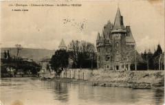 Dordogne - Chateau de Clerant - Saint-Leon-sur-Vezere - Saint-Léon-sur-Vézère