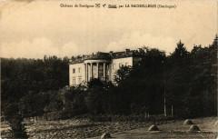 Chateau de Rastignac par La Bachellerie - La Bachellerie