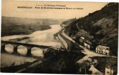 Rouffillac-Pont de Saint-Julien Lampon et Route de Carlux - Carlux