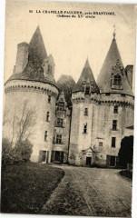 La Chapelle Faucher-Brantome-Chateau du XVe siécle - La Chapelle-Faucher