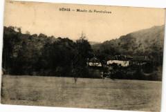 Genis - Moulin du Pervindoux - Génis