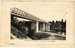 Gardonne-Le Pont sur la Dordogne - Gardonne