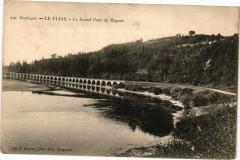 Dordogne - Le Fleix-Le Grand Pont du Mignon - Le Fleix