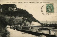 Carlux-Chateau de Rouffillac et Pont de Saint-Julien Lampon - Carlux