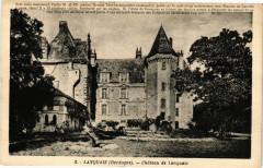 Dordogne - Lanquais-Chateau de Lanquais - Lanquais