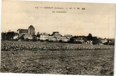 Trémolat-Vue panoramique - Trémolat