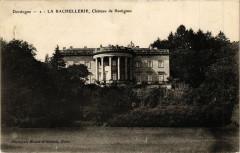 La Bachellerie-Chateau de Rastignac - La Bachellerie
