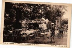 Hotel de Plaisance-Vitrac en Perigord-Sa Terrasse - Plaisance