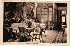 Hotel de Plaisance-Vitrac en Perigord-Le Hall - Plaisance