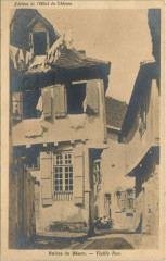 Salies-de-Bearn Vieille Rue - Salies-de-Béarn