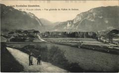 Vallée d'Aspe Vue Generale Bedous - Bedous