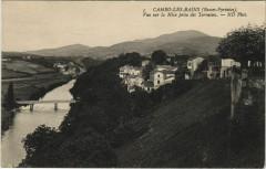 Cambo-les-Bains Vue sur la Nive - Cambo-les-Bains