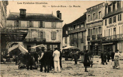 Salies-de-Bearn Le Marché - Salies-de-Béarn