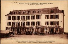 Navarrens Hotel des Pyrénées Z Lourtau Propr. - Urt