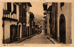 Saint-Jean-Pied-de-Port - Rue d'Epargne - Saint-Jean-Pied-de-Port