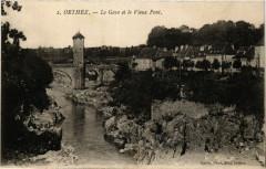 Orthez - La Gave et le Vieux Pont - Orthez