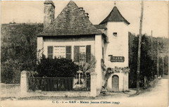 Gan - Maison Jeanne d'Albret (1593) - Gan
