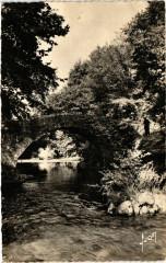 Saint-Jean-Pied-de-Port - La Nive et le Pont romain - Saint-Jean-Pied-de-Port